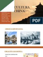 Cultura China PPTS LAS QUE VA