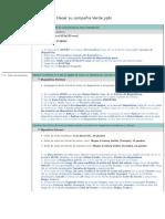 Práctica 1 - PowerPoint Core 2013