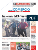 El Comercio del Ecuador Edición 237