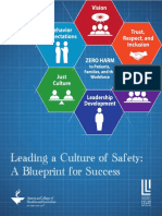 Leading a Culture of Safety-A Blueprint for Success