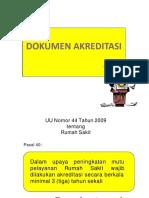 Materi Penyusunan Dokumen Akreditasi Edit Dedy