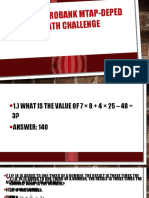 2017 Metrobank MTAP-DepEd Math Challenge