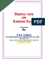 4 - Labour Laws 138