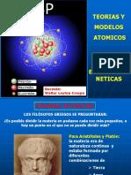 Teorias Atomicas y Ondas