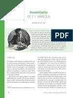 Inventario de J. J. Arreola