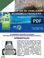 PROJETOS DE VIABILIDADE ECONÔMICO FINANCEIRA.ppt