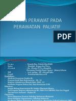 12. Peran Perawat Pada Perawatan Paliatif