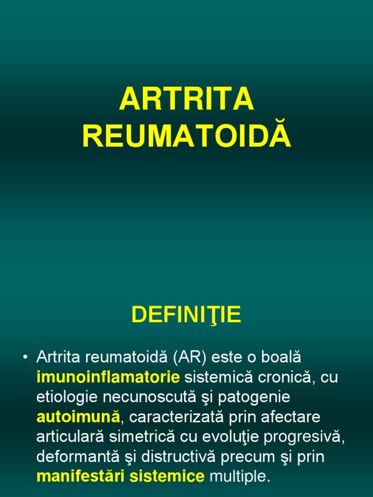 artrita reumatoida autoimuna arthrolon catena