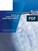 KPMG CEE Hydro Power Oulook