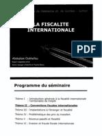 Fisca+Internationale