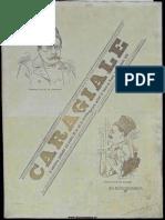 Caragiale 1901 nr. festiv