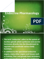 13-14. Endocrine Pharmacology(1)