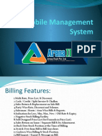Automobile Management System