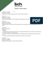 Preset Converter Releasenotes