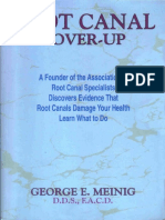 Root Canal Cover Up 1996 George Meinig