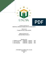 laporan kemajuan pmw