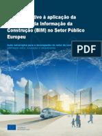 Modelação da Informação da Construção (BIM) no Setor Público Europeu