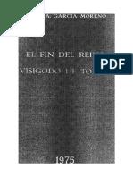 Aula 2 - Texto COMPLEMENTAR - GARCÍA MORENO, Luis a. Historia de Un Problema, 1975