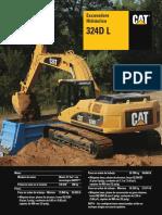 EXCAVADORA H.324DL CAT.pdf
