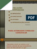 RELAÇÔES INTERPESSOAIS