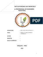 Servicios Industriales Generales