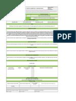 GME-FO01 Formato Brief SOLICITUD CUNbre Regional Casanare