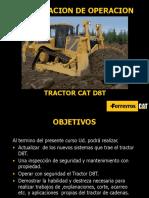 Capacitacion de d8t Cat