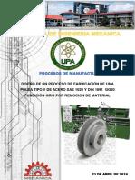 Proyecto de Remocion -Manufactura