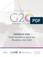 02 - Modelo G-20 Guía Temática Para Los Modelos