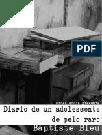 Bleu Baptiste - Diario de Un Adolescente de Pelo Raro
