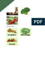 Planta Alimenticias