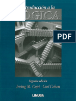 (Spanish Edition) Irving M. Copi, Carl Cohen-Introduccion a la logica _ Introduction to Logic-LIMUSA (2011).pdf