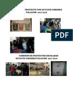 Proyectos Escolares,Tini, Casa Abierta 2017 2018 Jornada Nocturna