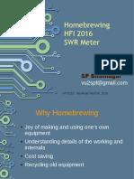 HFI16SWRMeter