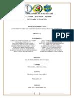 Proyecto de Neuroanatomía Grupo de Pterigión #2