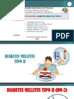Exposición-diabetes Mellitus Tipo II