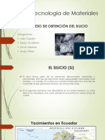 Extraccion del Silicio.pptx