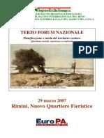 Terzo Forum