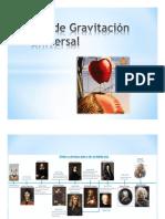 Clase de Gravitacion 2015