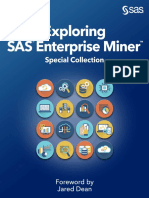Exploring Sas Enterprise Miner Special Collection(1)