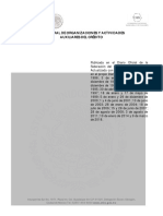 Ley General de Organizaciones y Actividades Auxiliares Del Crédito