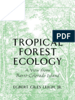Leigh Jr (1999) Tropical Forest Ecology - BCI