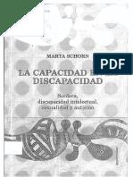 Schorn, Marta - La capacidad en la discapacidad.pdf