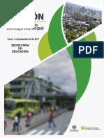 2. Informe Tercer Trimestre 2017 Secretaria Educación