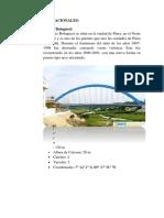 Puentes Nacionales