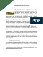Criterios y evaluación en construcción