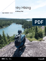 Backcountry Hiking Trip Planner