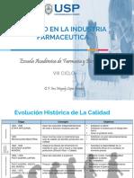 2.- Calidad en La Industria Farmaceutica