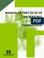 Manual de Prácticas Farmacología