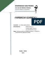 Informe Sobre Cabeza de Serie Farmacia Quimica